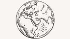 Case Study Globe Icon
