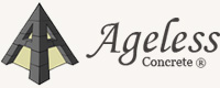 Ageless Concrete Logo
